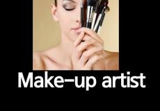M/UP artist 를 위한 자격증